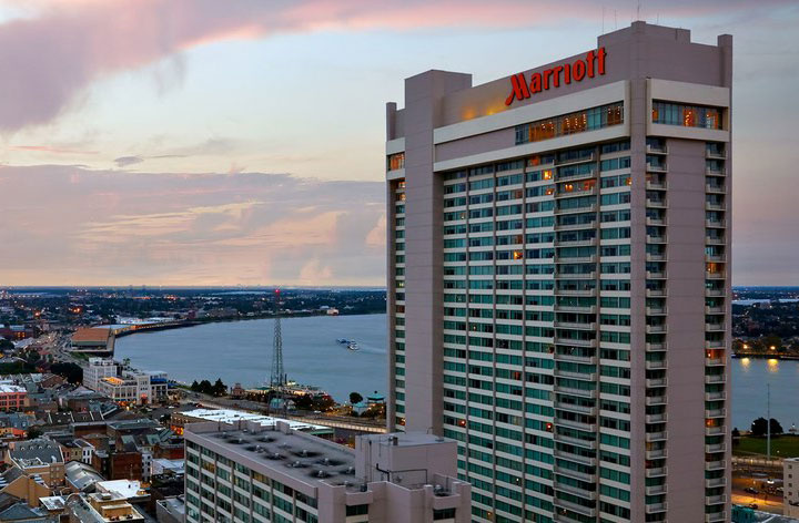 Marriot New Orleans